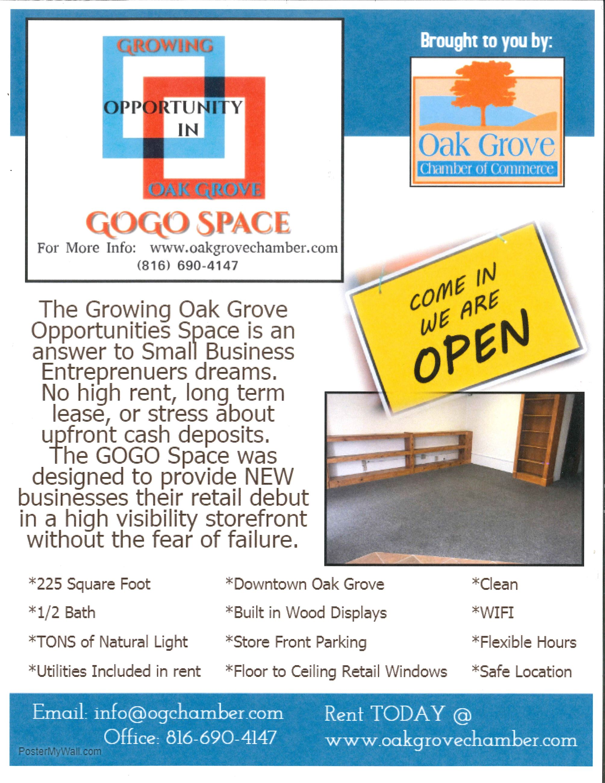 GoGo Space ad